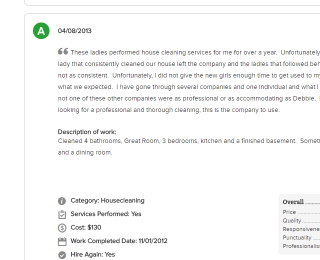 Reviews-Brimfield-Cleaning-Service